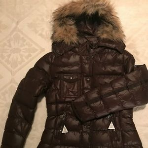 Brown Moncler Jacket (New)